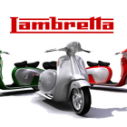 Lambretta chez Scoot Center Fleurus